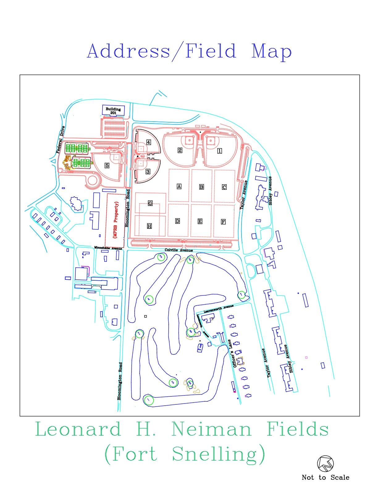 Bielenberg Sports Center Map | World Map 07