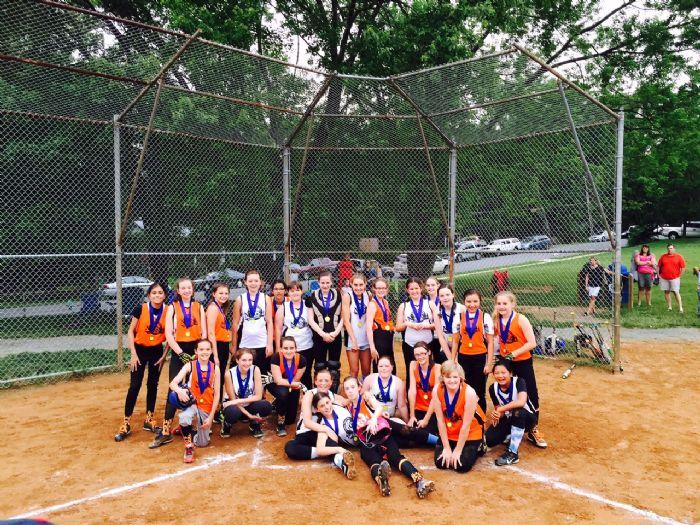 northern virginia girls softball